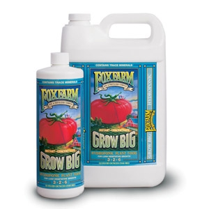 Grow Big® Liquid Plant Food