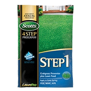 Step 1® Crabgrass Preventer Plus Lawn Food