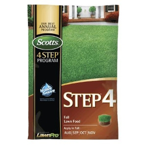 Scotts® STEP® 4 Fall Lawn Food