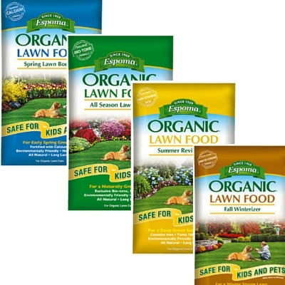 Espoma Organic Lawn Care Program