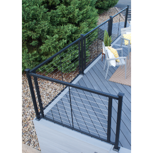 Fortress Railing Cable Railing