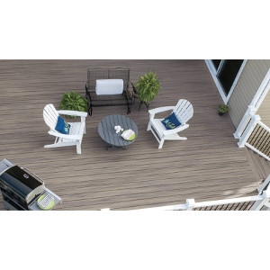 Trex Enhanced Naturals Decking