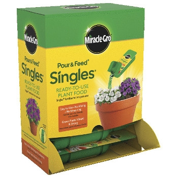 Miracle Gro Pour & Feed Singles