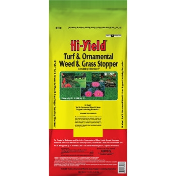 Hi Yield Turf & Ornamental Weed & Grass Stopper