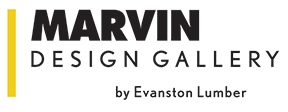 Marvin Design Gallery by Evanston Lumber Logo