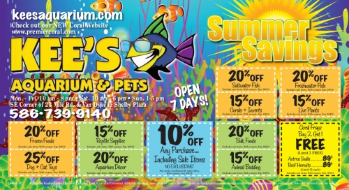 Pet Club Members - Summer Savings