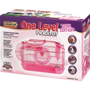 Crittertrail Pink One Level HB