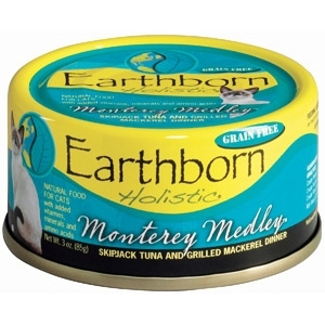 Earthborn Holistic® Monterey Medley™Skipjack Tuna and Grilled Mackerel Dinner