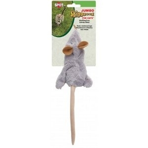 Jumbo Skinneeez for Cats, Mouse