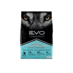 EVO Herring & Salmon Formula Adult Dog Food