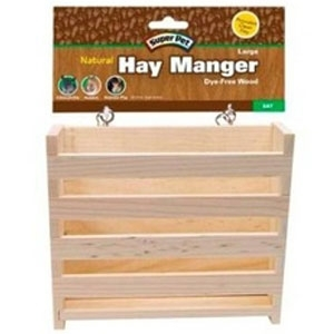 SuperPet Natural Hay Manger