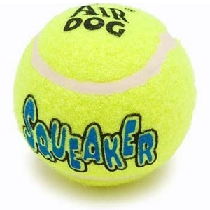 Kong Large Squeaker Tennis Ball