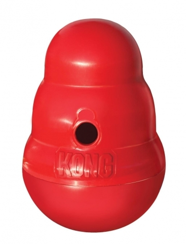 Kong Wobbler Treat Dispenser Toy