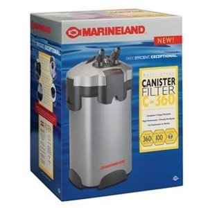 Marineland Canister Filter C-360