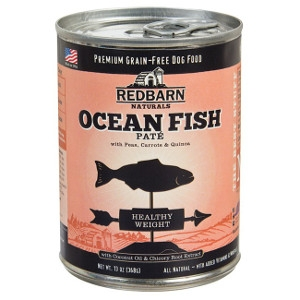 Redbarn Ocean Fish Pate-Healthy Weight Formula