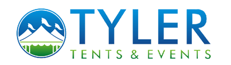 Tyler Tents and Events Logo