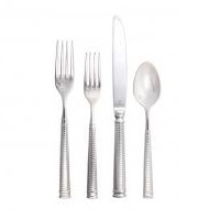 Herringbone 4-Piece Flatware