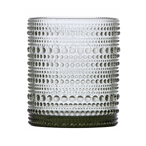 Smoke Grey Debutante Goblet, 10 oz.