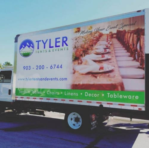 Tyler Tents & Events