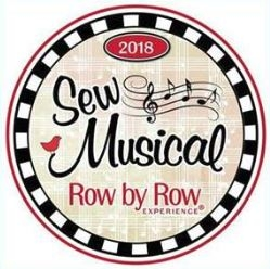 Michigan Row by Row Experience Sew Musical!