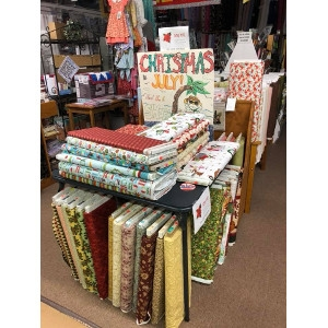 There is a SALE going on in the fabric department!