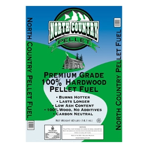 North Country Premium 100% Softwood Pellets