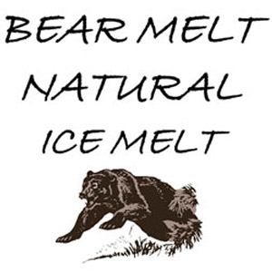 Bear Melt Ice Melt