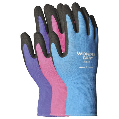 LFS Wonder Grip Nicely Nimble Garden Gloves
