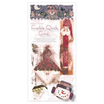 Fusible Quick Grid by Happy Hollow Designs