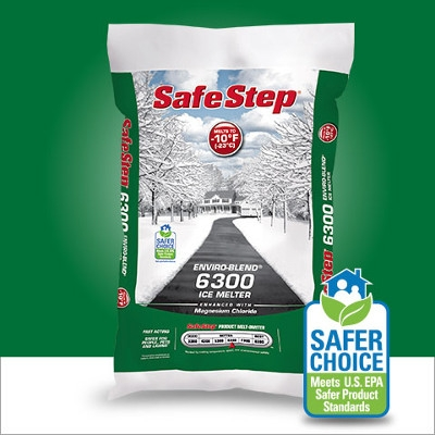 Safe Step® 6300 Enviro-Blend® Ice Melt