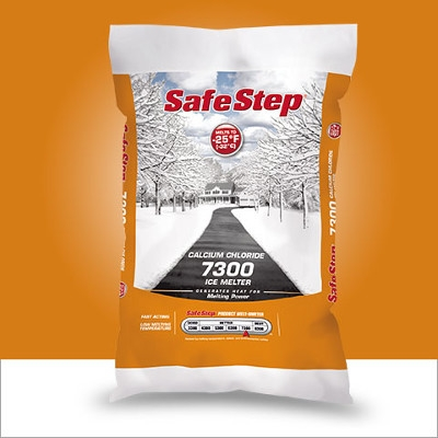 Safe Step® 7300 Calcium Chloride Ice Melt