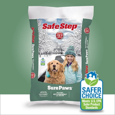 Safe Step® Sure Paws® Pet Friendly Ice Melt