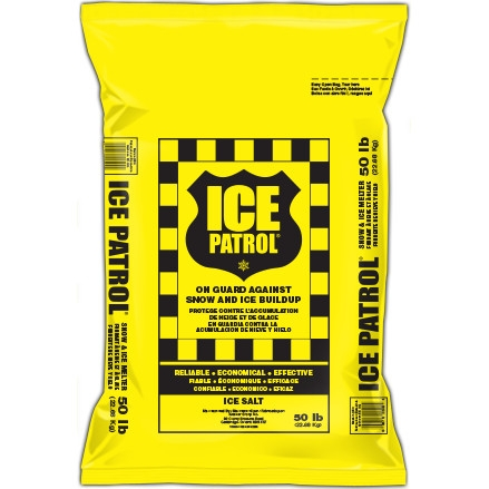 Ice Patrol® Rock Salt