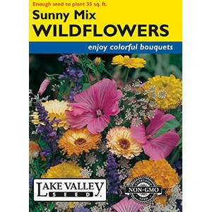 Sunny Mix Wildflowers