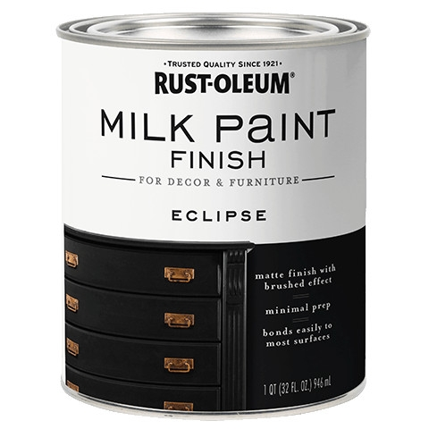 Eclipse Milk Paint Finish