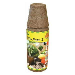 Jiffy® 2 Inch Round Peat Pots