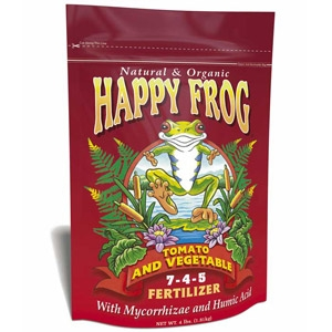 Happy Frog® Tomato and Vegetable Fertilizer