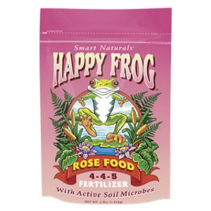 Happy Frog® Rose Food Fertilizer