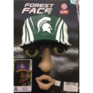 Michigan State University Forest Face