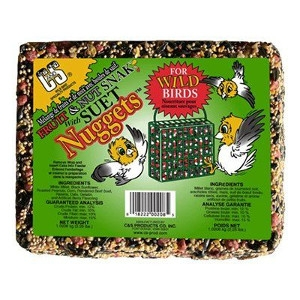 Fruit & Nut Bird Food Snak