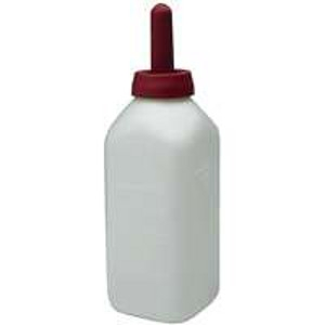 2qt Calf Bottle/ Nipple
