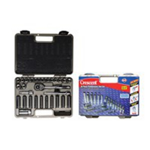 Crescent 30-pc Socket Wrench Tool Set
