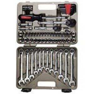 Crescent 70-pc Tool Set with Case