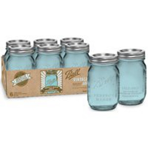 Ball Pint Jars Heritage Collection