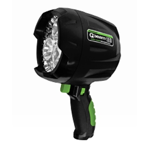 Q-Beam LED Lithium Rechargeable Spotlight with Red LEDs Night Vision