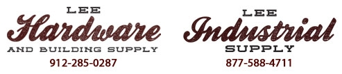 Lee Hardware & Building Supply  Logo