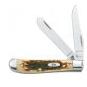 Amber Bone SS Mini Trapper