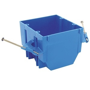 PVC Switch Boxes Two Gan
