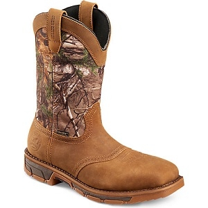 Marshall Camouflage Boot