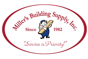 Miller's Building Supply Logo